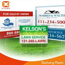 3MM 4MM 5MM Advertising Board,Corflute Sign,Correx Sign