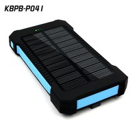 CE approved dual port usb micro solar panel battery recharger waterproof