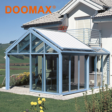 Glass Roof Retractable Awnings Canopy Material