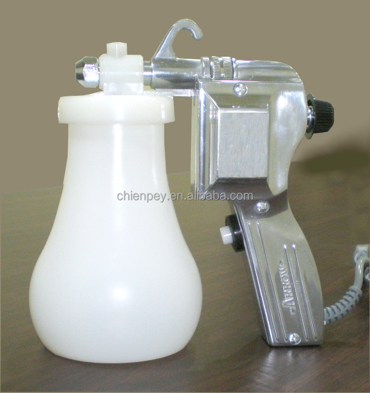 Spray Textile Cleaning Gun Aluminum -Ally for cleaning dirt out of knitting clothes suits and machinery