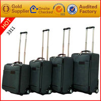 Promotional factory price travel luggage suitcase