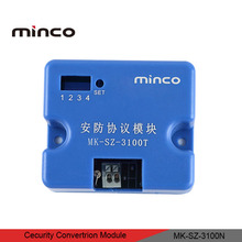 MHz315 and Mhz433 Security Convertion Module in Home Security alarm System