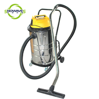 60L Industrial Wet Dry Vacuum Cleaner