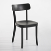 SDAWY Leisure Wooden PU Dining Chair