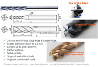 Solid carbide different kinds of cnc lathe cutting tools for cutting wood