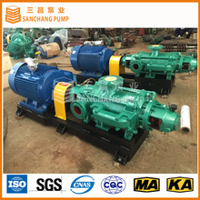 ZD type horizontal multistage centrifugal electric motor manual water pump hose