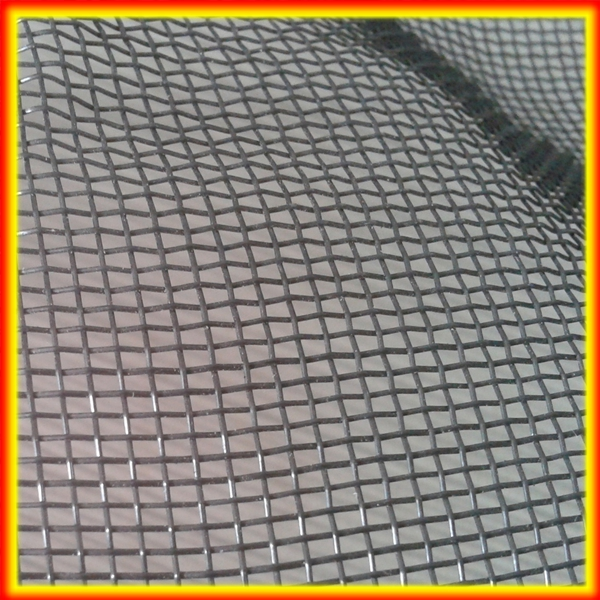 China factory sully hot sell Steel Mesh Security Screen Panther Mesh Galvanised/Marine Grade security window screen