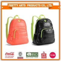 Factory Directly Wholesale Waterproof Fashion Korean Cute Girls School Bag Backpack