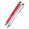 Promotional touch screen stylus pen with rubber tip touch pen