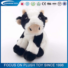 Design your own plush toy/Custom small cow stuffed animal plush