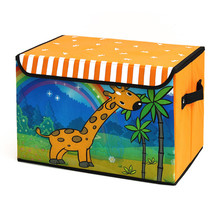 New Design Cartoon Storage Boxes & Bins Toy Home Storage Case For Kids Factory Direct Selling