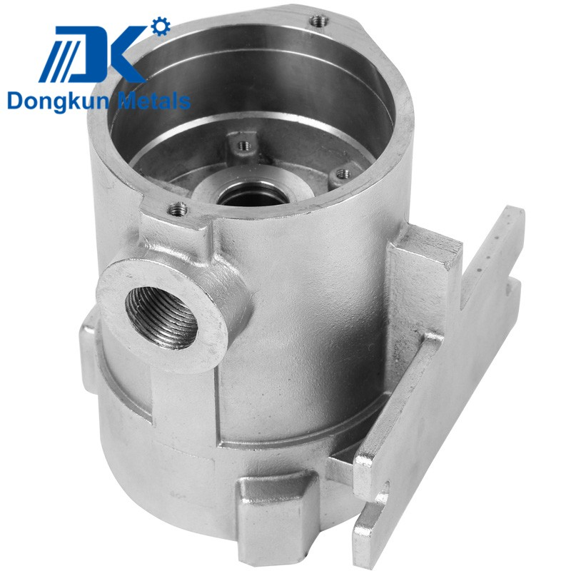 OEM service stainless steel Aluminium Alloy steel Investment Casting machinery valve and pumps
