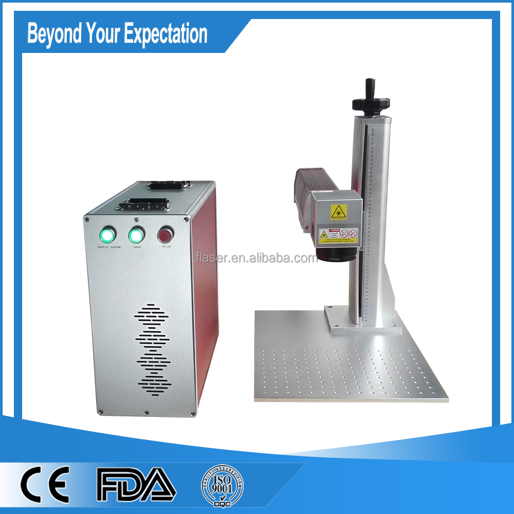 high performance used Jewelry designed fiber marking machine / fiber marking machine / laser marker fiber
