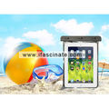 earbud/PVC/waterproof bag for ipad2 case