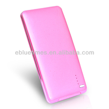 Blue Times high capacity mobile phone power bank, mobile power bank 5000