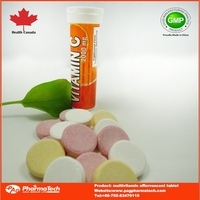 OEM multivitamin with ginseng supplement tablets