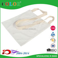 Queen Size/Small Size/Medium Size 100 Natural Cotton Shopping Bag