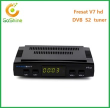 Manufacturer price freesat v8 angel super golden Freesat V7 Max Satellite Receiver DVB-S2 1080P HD TV Box Decoder V7 hd max