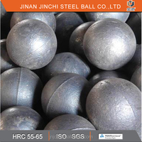 cast steel balls with even hardness and top quality