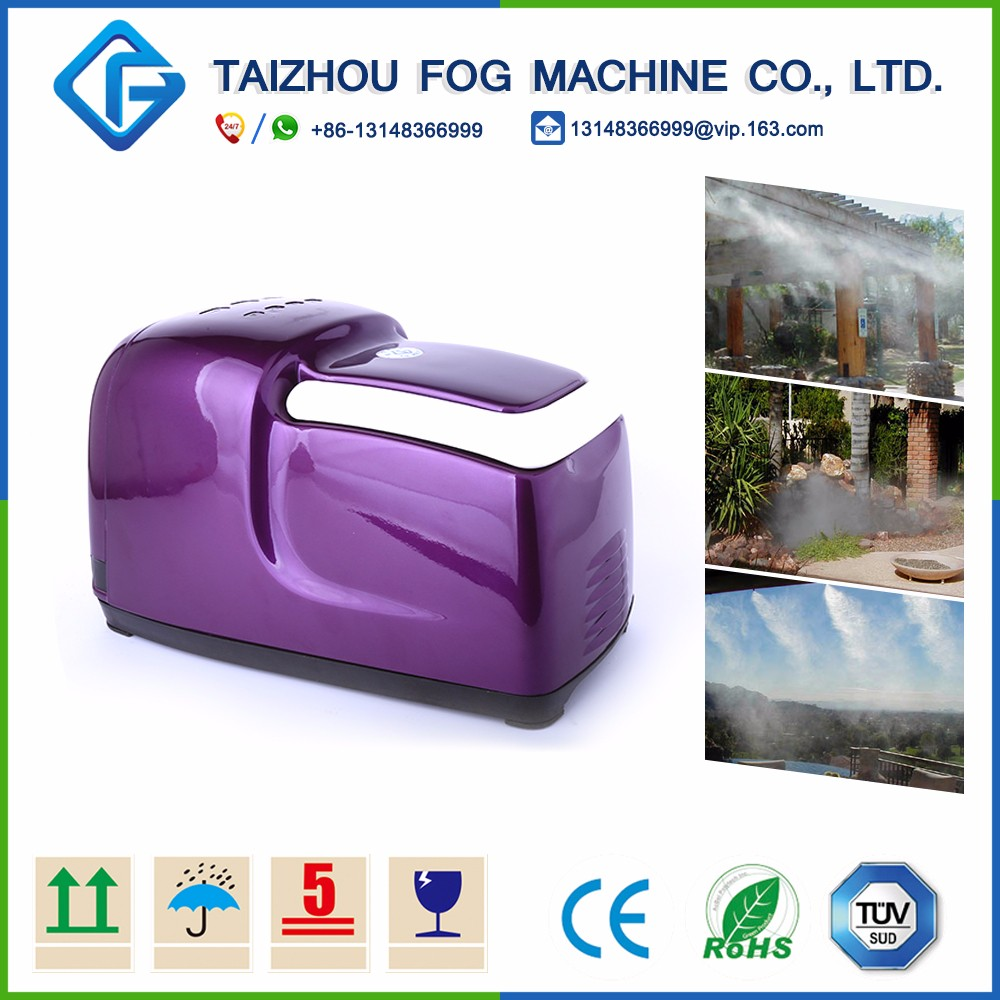 Professional manufacturer wholesale professional dry ice fog machine