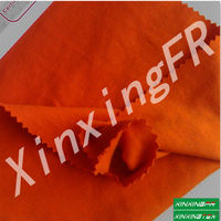 XINXINGFR knitting 100% cotton inherently flame retardant fabric for worker wearing