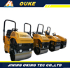 Full hydraulic road roller 1T 2T 3T and ride-on 850 double wheel road roller