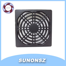 120mm dc axial fan filter dust cover 2 pin ac fan