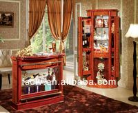 wooden shoes display cabinet 816-B#