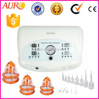 Newest vacuum Breast Enlargement massage machine Au-6802