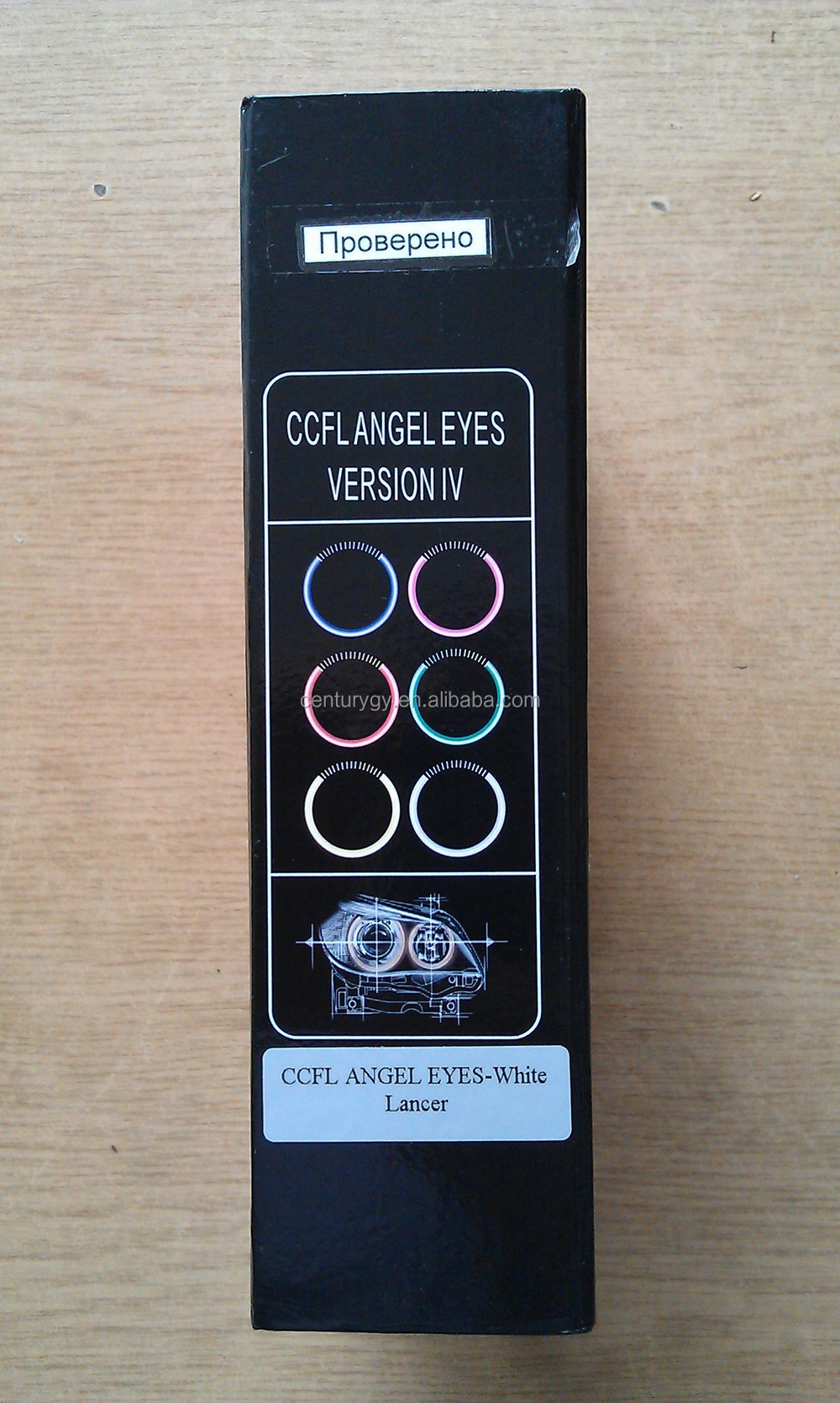 High Quality CCFL Angel Eyes Ring For e90 Car Projector Lens With High Brightness head lamp for BMW