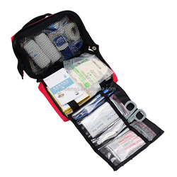 outdoor travel factory first aid kit for family