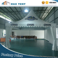 OEM factory spring steel wire pop up tent