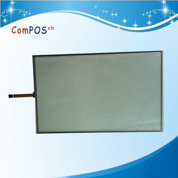 Alibaba China Supplier tft lcd resistance touch screen monitor 8 inch