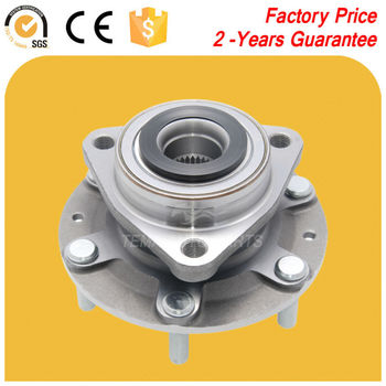 types of bearings factory direct front wheel hubs 51750-4D000 for hyundai