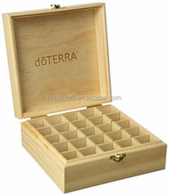 Custom China Hot selling promotional essential oil wooden box