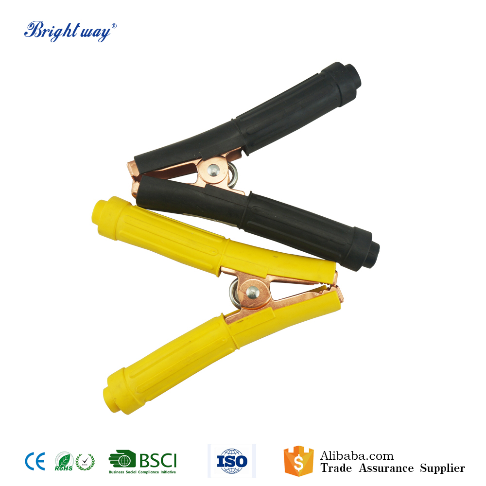 Battery clips alligator clamps crocodile clip