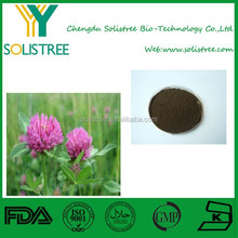 natural plant extracts red clover/isoflavones powder with good quality
