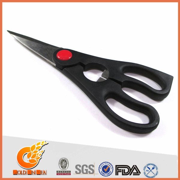 Finely processed forged scissors from china (S12749)