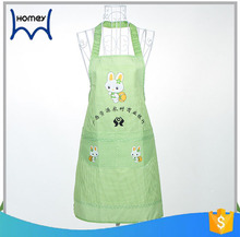 promotion non woven waist apron dress with pocket