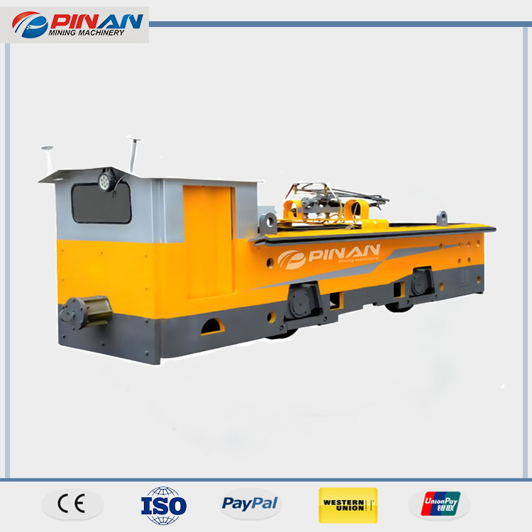 Newest super quality electric mine locomotive