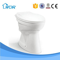 Portable small size water saving China modern women wc toilet