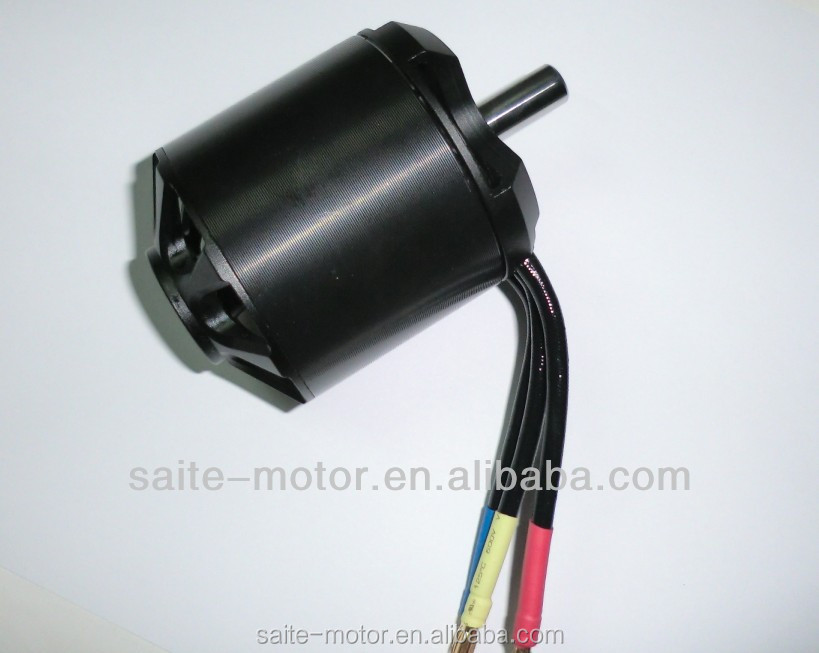 ST 6364 rc model brushless motor for electric rc jet airplane