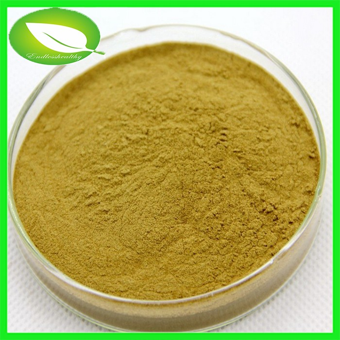 2016 new man product okra extract herbal extract pure nature okra extract powder