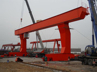 On selling 50T gantry crane specification