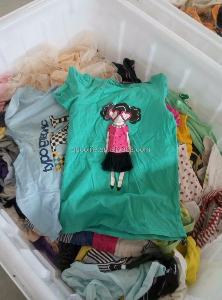 Fair quality free used clothes export