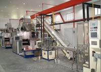 500-3000kg/h laundry/toilet soap making machinery