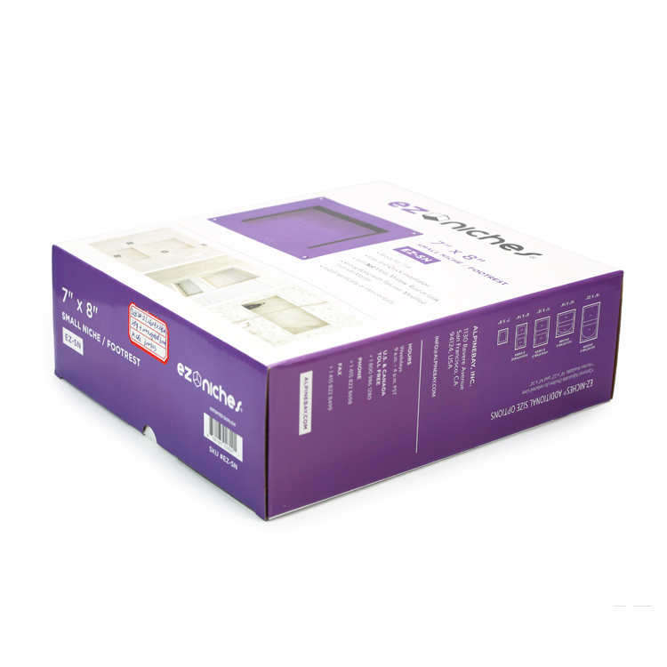 FGCB001 low cost recycled custom Corrugated Paper Packaging Box