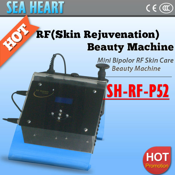 Facial beauty equipment no-needle rf skin instrument with Medical CE