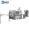 The Latest Automatic Drinking Soft Drink Filling Line / Carbonated Water Machine