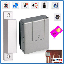 Quad Band GSM Multi-functional Door Monitor Real-time Tracker Alarm